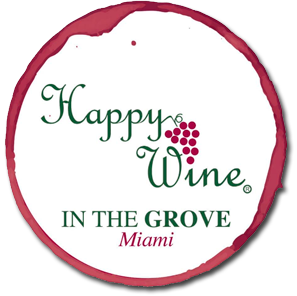 Happy Wine In The Grove
